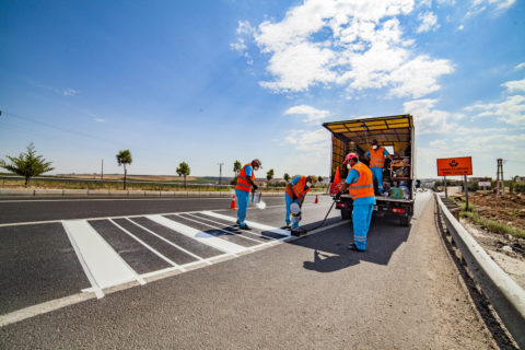 ROAD MARKING REMOVAL APPLICATION